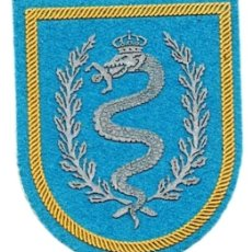 Militaria: PARCHE BRIGADA DE CABALLERIA CASTILLEJOS. Lote 214095828