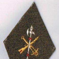 Militaria: TERCIO PARCHE BORDADO PARA CAPOTE MANTA. LEGIÓN. ALFONSO XIII GUERRA ÁFRICA GUERRA CIVIL. Lote 192254747