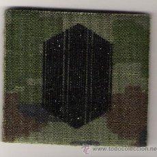Militaria: PARCHE EMBLEMA CHANDAL CABO PIXELADO VERDE. Lote 49015833