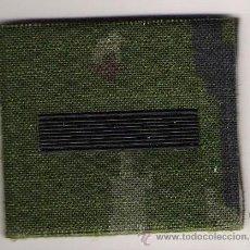 Militaria: PARCHE EMBLEMA CHANDAL CABO 1º PIXELADO VERDE. Lote 49015860