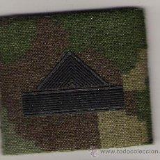 Militaria: PARCHE EMBLEMA CHANDAL CABO MAYOR PIXELADO VERDE FAMET. Lote 49015870