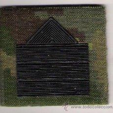 Militaria: PARCHE EMBLEMA CHANDAL SARGENTO 1º PIXELADO VERDE. Lote 49015910