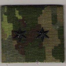 Militaria: PARCHE EMBLEMA FAMET DE CHANDAL TENIENTE PIXELADO VERDE FAMET. Lote 151578853