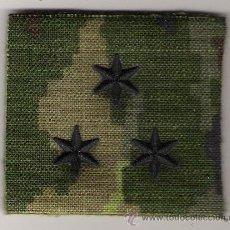 Militaria: PARCHE EMBLEMA FAMET DE CHANDAL CAPITÁN PIXELADO VERDE FAMET. Lote 151578826