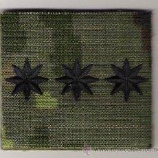 Militaria: PARCHE EMBLEMA CHANDAL CORONEL PIXELADO VERDE FAMET. Lote 49016056