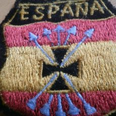 Militaria: PARCHE MADRINA. DIVISIÓN AZUL. Lote 49078823