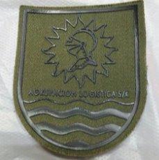 Military - PARCHE EMBLEMA AGRUPACIÓN LOGÍSTICA S/K VERDE - 117185066
