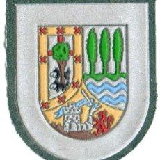 Militaria: PARCHE POLICIA GUARDIA CIVIL PAIS VASCO. Lote 293837138