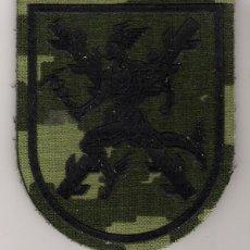 Militaria: PARCHE EMBLEMA BRITRANS PIXELADO BOSCOSO. Lote 57827492