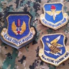 Militaria: PARCHE DEL EJERCITO DEL AIRE USAF. Lote 50322848