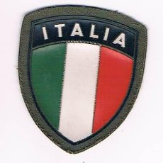 Militaria: PARCHE MILITAR ANTIGUO ORIGINAL ITALIA PARCHES MILITARES INSIGNIA EJÉRCITO. Lote 50822496