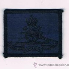 Militaria: PARCHE MILITAR ANTIGUO TELA ORIGINAL PARCHES MILITARES INSIGNIA EJÉRCITO. Lote 50822929