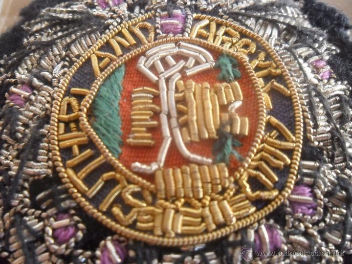 Militaria: PARCHE BORDADO A IDENTIFICAR - Foto 2 - 51012406