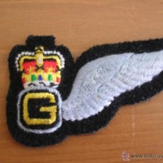 Militaria: PARCHE BRITÁNICO DE ARTILLERO DE HELICÓPTEROS.. Lote 51173211