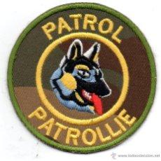 Militaria: AFRICA DEL SUR - K-9 - PATRULLA . Lote 161210972