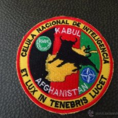Militaria: PARCHE AFGANISTAN NIC DE KABUL. Lote 53227478