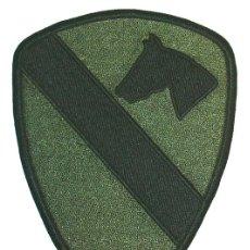 Militaria: PARCHE EJERCITO USA 1ª DIVISION DE CABALLERIA. Lote 120282360