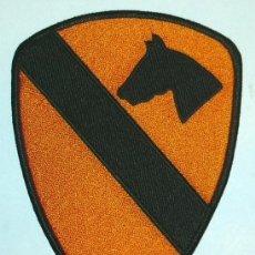 Militaria: PARCHE EJERCITO USA 1º DIVISION DE CABALLERIA. Lote 120282380
