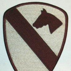 Militaria: PARCHE EJERCITO USA 1ª DIVISION DE CABALLERIA. Lote 120282400