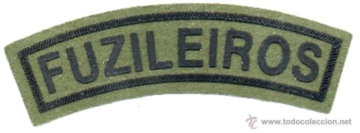 PARCHE PORTUGAL FUZILEIROS EJERCITO (Militar - Parches de tela )