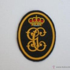 Militaria: PARCHE DE PECHO GUARDIA CIVIL ANTIGUO ORIGINAL.-. Lote 149724933
