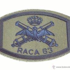 Militaria: PARCHE DE PECHO EJERCITO DE TIERRA ORIGINAL.-. Lote 169809189