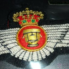Militaria: ROKISKI DE AVIACION AÑOS 80-90 PARA UNIFORME DE GALA BORDADO A MANO ESPECIALISTAS. Lote 53477913