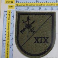 Militaria: PARCHE MILITAR LEGIONARIO. LEGIÓN ESPAÑOLA. XIX BANDERA ESPECIAL BOEL. OPERACIONES ESPECIALES. Lote 136450250