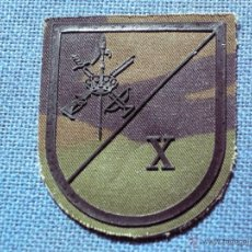 Militaria: PARCHE LEGION ESPAÑOLA PIXELADO.-. Lote 54303564