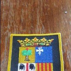 Militaria: PARCHE DE ARAGON. Lote 57305766