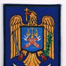 Militaria: PARCHE MILITAR ORIGINAL LEX ET HONOR. Lote 57365681