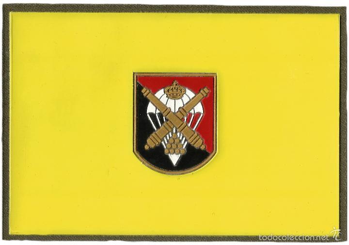 EJERCITO DE TIERRA BRIGADA PARACAIDSITA GACA - PARATROOPER BRIGADE - EB00917 (Militar - Parches de tela )