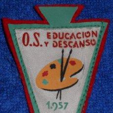Militaria: S.O EDUCACIÓN Y DESCANSO - 1957. Lote 57688754