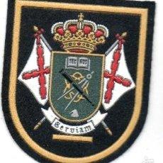 Militaria: PARCHE IPE DEL EJERCITO 1ER AÑO. Lote 267716484
