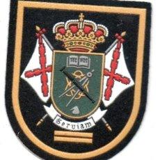 Militaria: PARCHE IPE DEL EJERCITO 2º AÑO. Lote 267716464