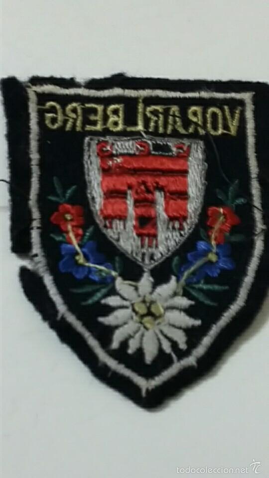 Militaria: PARCHE AUSTRIACO MUY ANTIGUO - Foto 2 - 58335565