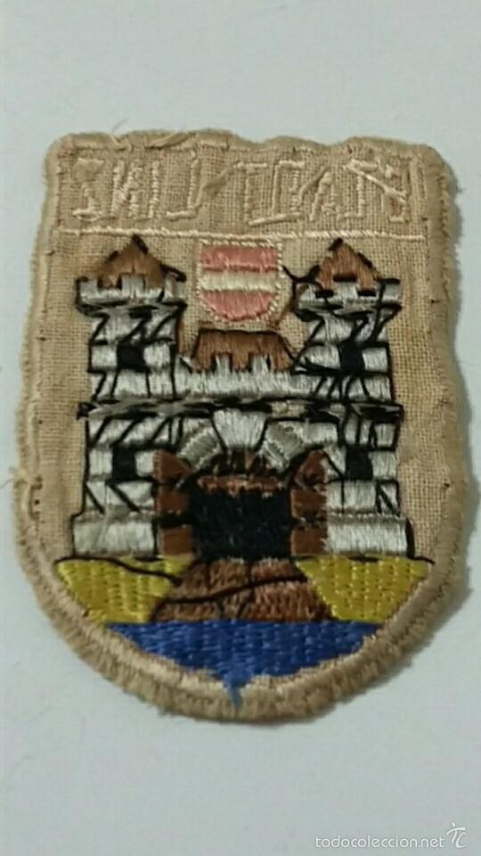 Militaria: PARCHE AUSTRIACO AÑOS 40 - Foto 2 - 58335614