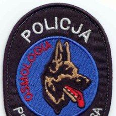 Militaria: PARCHE POLICÍA K9, POLONIA (077). Lote 58405603