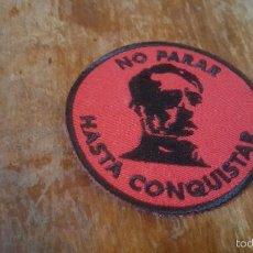 Militaria: PARCHE RAMIRO LEDESMA RAMOS JONS. Lote 58497498