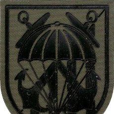 Militaria: NUEVO PARCHE DEL REGIMIENTO DE INFANTERÍA NÁPOLES 4, BRIPAC PARACAIDISTAS. Lote 126894727
