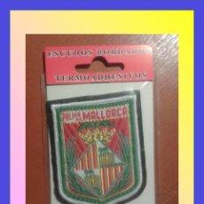 Militaria: PARCHE ESCUDO BORDADO. PALMA DE MALLORCA. Lote 117473083