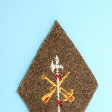 Militaria: LEGION EMBLEMA PARCHE BORDADO EN TELA GRUESA - GUERRA CIVIL. Lote 59179045