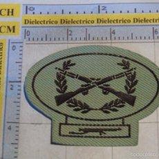 Militaria: PARCHE MILITAR LEGIONARIO. TIRADOR SELECTO. SARGA. Lote 189124406