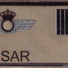 Militaria: PARCHE EMBLEMA MILITAR EJERCITO AIRE PILOTO VELIZ CON VELCRO DETRAS AAA. Lote 59919711