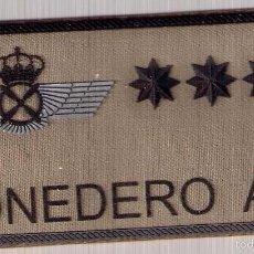 Militaria: PARCHE EMBLEMA MILITAR EJERCITO AIRE MONEDERO CON VELCRO DETRAS AAA. Lote 278417843