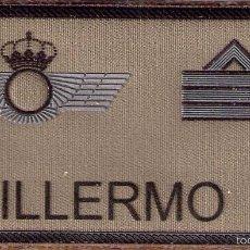 Militaria: PARCHE EMBLEMA MILITAR EJERCITO AIRE PILOTO CON VELCRO DETRAS AAA. Lote 59925667