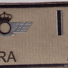 Militaria: PARCHE EMBLEMA MILITAR EJERCITO AIRE PILOTO VERACON VELCRO DETRAS AAA. Lote 59926003