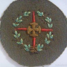 Militaria: LAUREADA QUE PERTENECIÓ A UN GENERAL , BORDADA DE PECHO NO DE MANGA. Lote 60894319