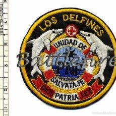 Militaria: POLICIA NACIONAL DE PERU - UNIDAD DE RESCATE LOS DELFINES - SALVAMENTO. Lote 61221859