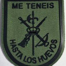 Militaria: GENIAL PARCHE DE BRAZO DE LA LEGIÓN. Lote 116790555